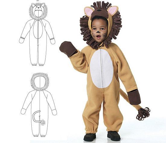 Как сделать простые выкройки новогодних костюмов для детей? Мамы Дома