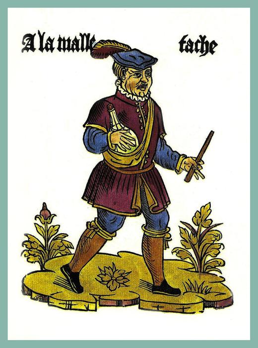 Petits Métiers 1500 A la male tache (dégraisseur) копия (520x700, 143Kb)