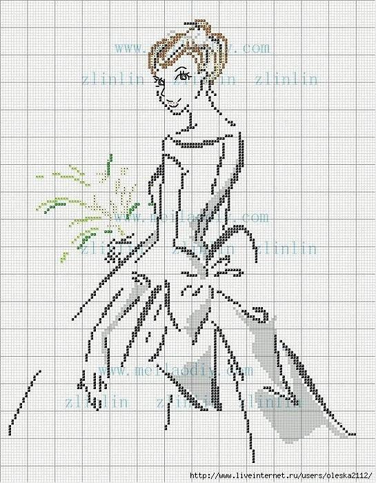 невеста (545x700, 332Kb)