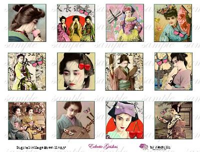 234 w  Eclectic Geishas Twinchies (400x305, 52Kb)