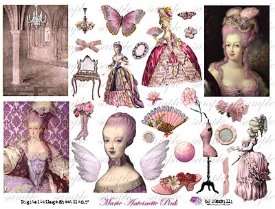 027 w  MaRiE aNtOiNettE piNk (Renewed) (400x305, 56Kb)