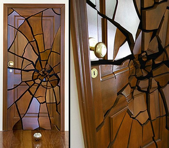Оригинальные модели межкомнатных дверей