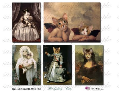 130 w Art Gallery - Cats (400x305, 25Kb)/4390899_130_w_Art_Gallery__Cats (400x305, 25Kb)