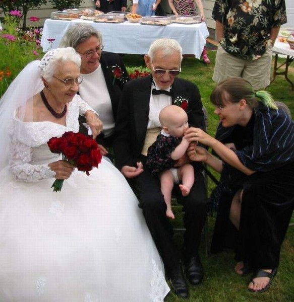 свадьба стариков (583x600, 89Kb)