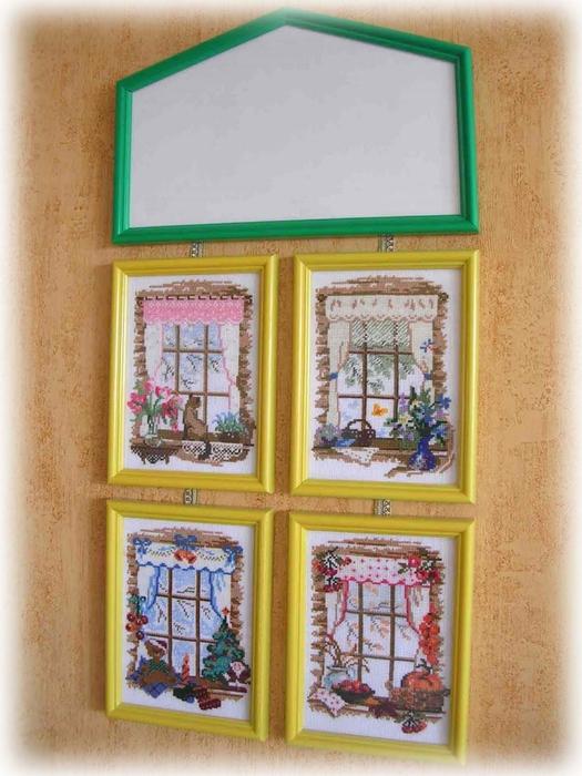 окна сезоны (525x700, 275Kb)
