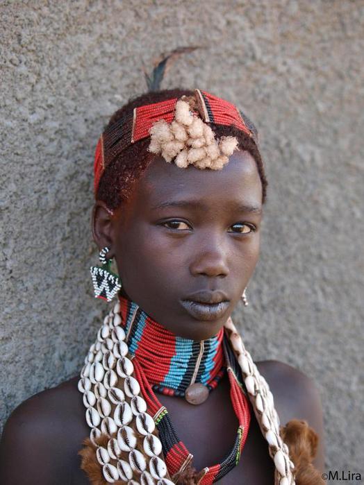 الجمال فى افريقيا 80444003_16