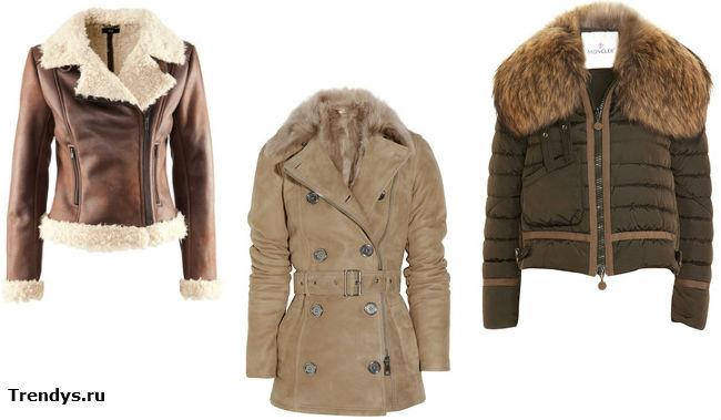 Модные Зимние Куртки 2012