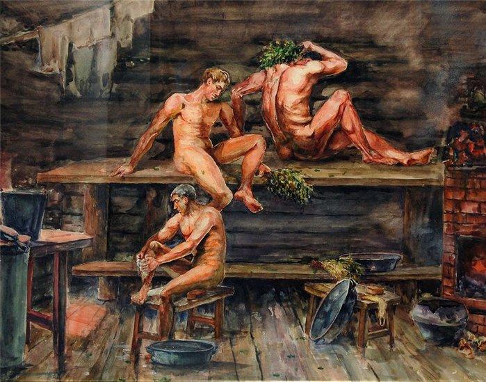 Эро фото сестры в бане 1 фотография