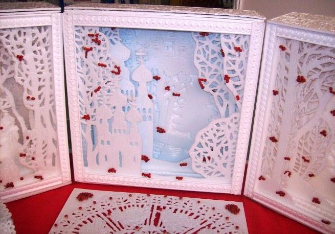 Потолочная плитка поделки картины