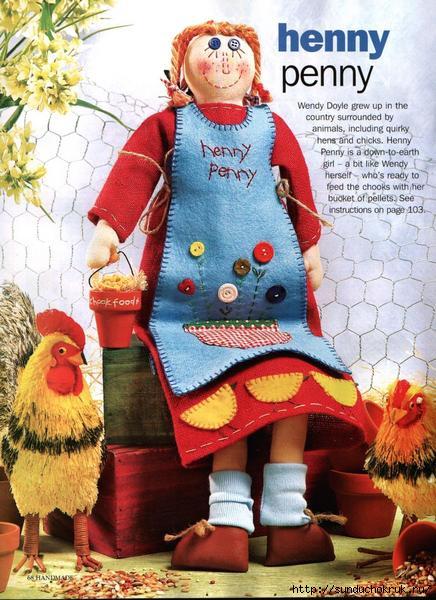 Henny Penny (436x600, 188Kb)