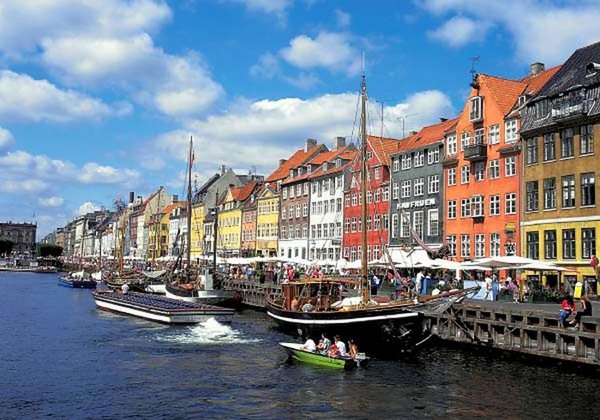 Факты о Дании