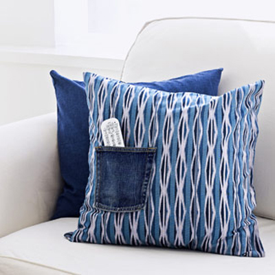Как сшить подушки на диван своими руками из старых вещей 79