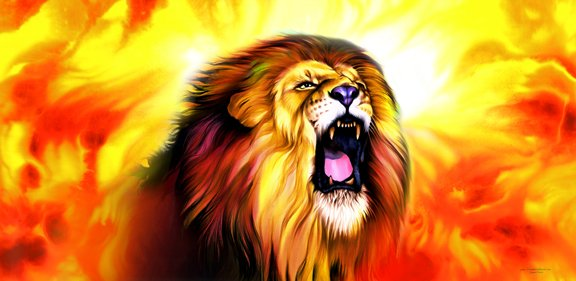 1242325186_30-roaring-lion-fire (576x281, 35Kb)
