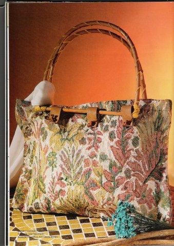 Сумки, сумочки - плетем из травы и макраме, шьем из кожи и ткани, делаем...