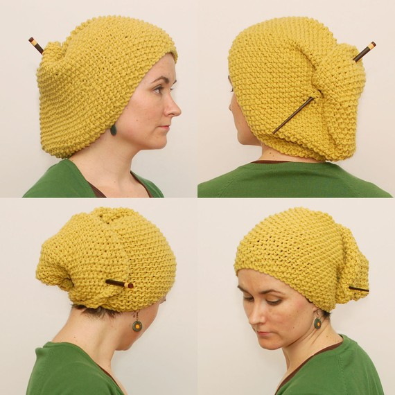Вяжу своими руками шапки