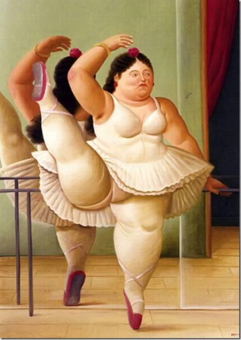 Fernando Botero.  23 (496x700, 38Kb)