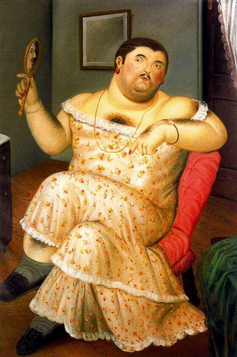 Fernando Botero.  26 (464x700, 67Kb)