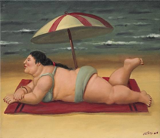 Fernando Botero.  32 (558x480, 33Kb)