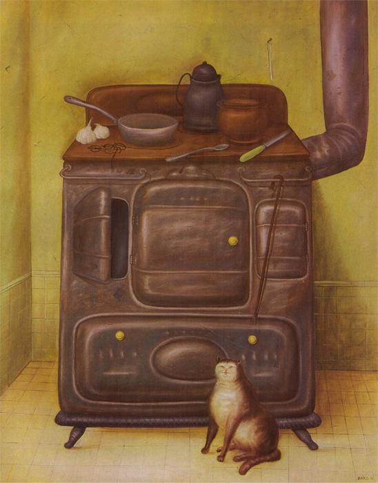 Fernando Botero.  36 (548x700, 389KB)