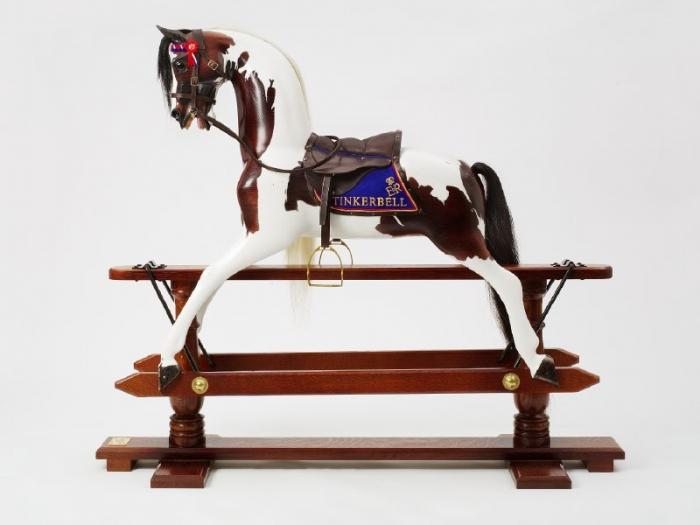 Эксклюзивная лошадь-качалка от братьев Стивенсонов