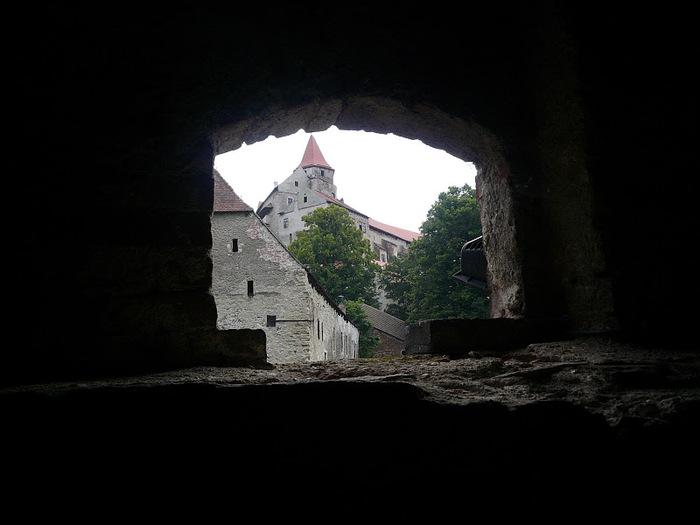 Чехия: Замок Пернштейн 14771