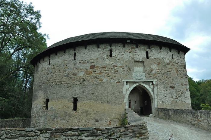 Чехия: Замок Пернштейн 45704