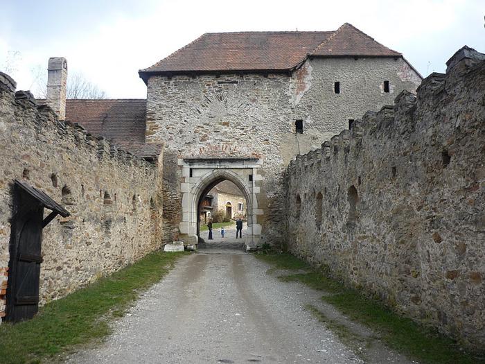 Чехия: Замок Пернштейн 31669