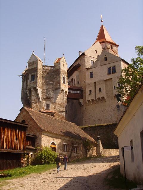 Чехия: Замок Пернштейн 25620