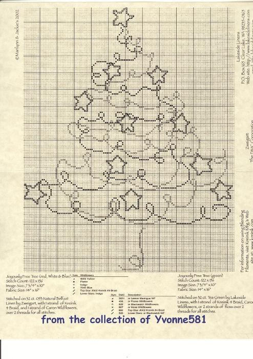 елка провода схема (494x700,