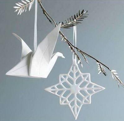 Как сделать оригинальные снежинки своими руками