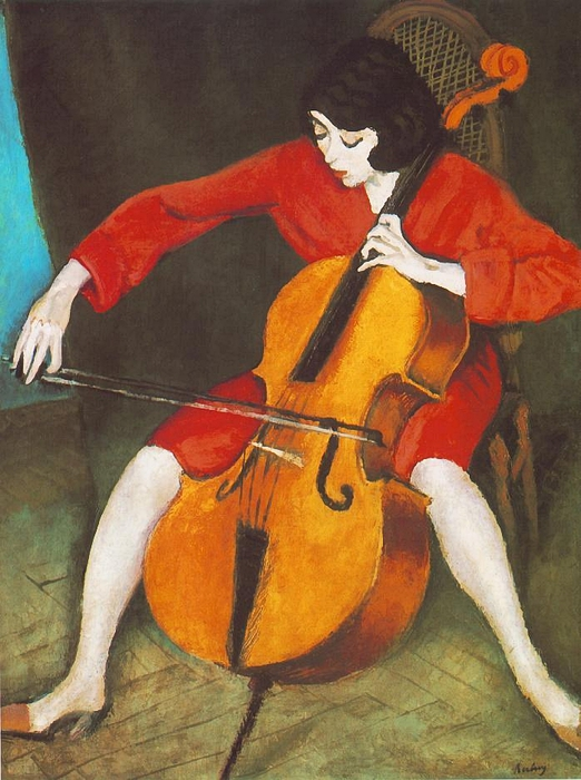 Bereny_Robert-Woman_Playing_Cello (522x700, 284Kb)