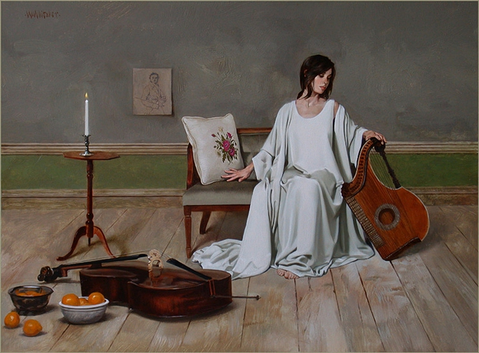 Whitaker, William (contemporary) - The concert artist (700x515, 273Kb)