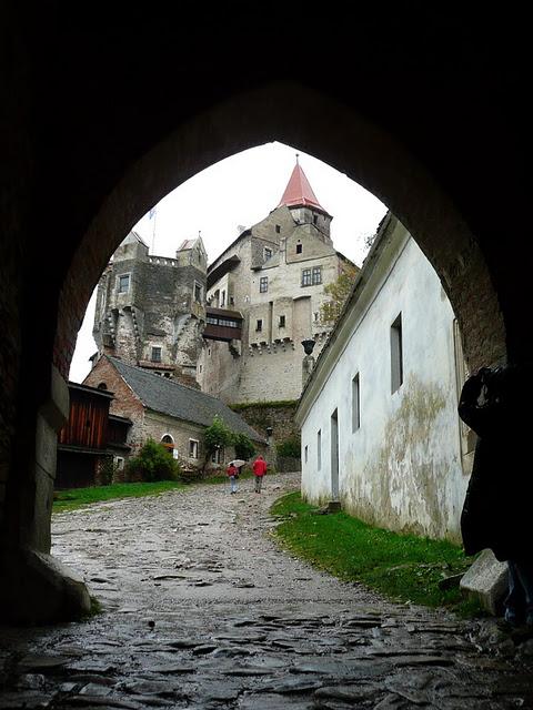 Чехия: Замок Пернштейн 61528