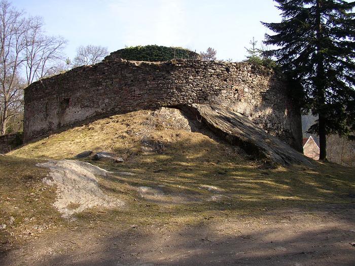 Чехия: Замок Пернштейн 12836