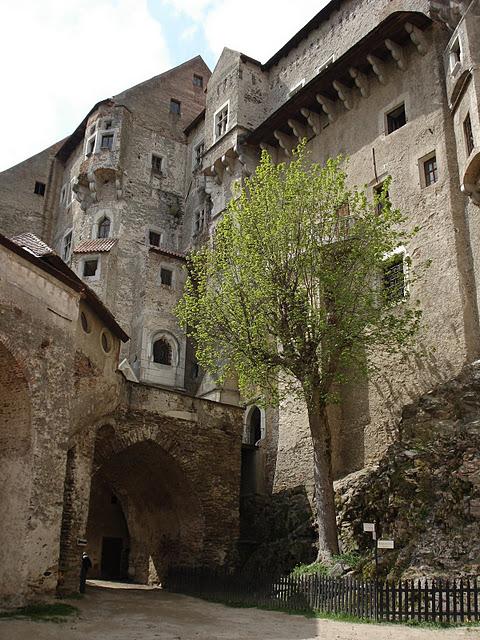 Чехия: Замок Пернштейн 92862