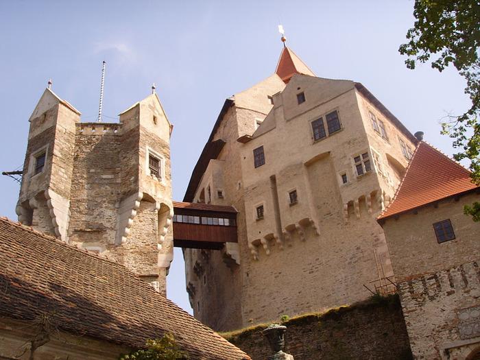 Чехия: Замок Пернштейн 39100