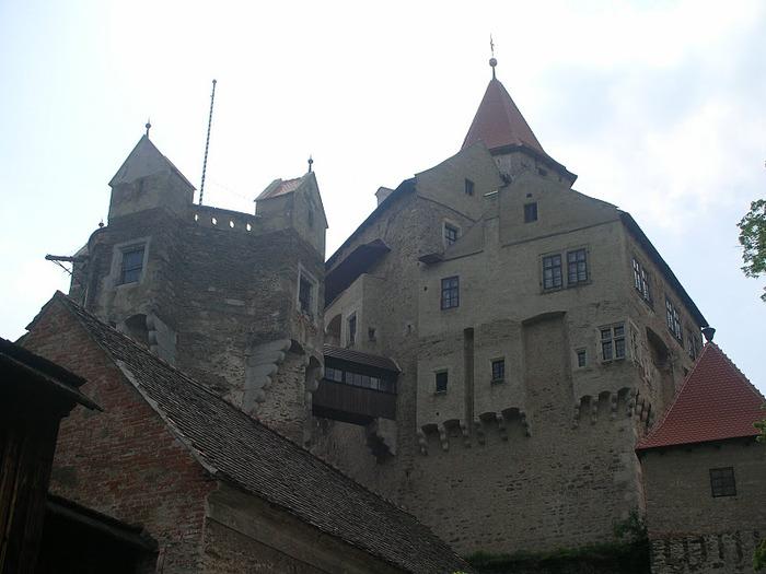 Чехия: Замок Пернштейн 57677