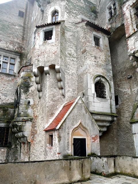 Чехия: Замок Пернштейн 18330