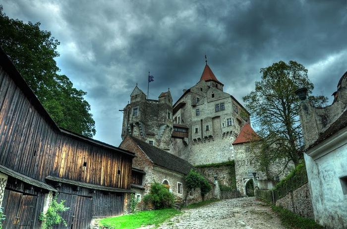 Чехия: Замок Пернштейн 24282