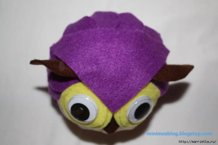 Как сделать игрушки из пенопласта