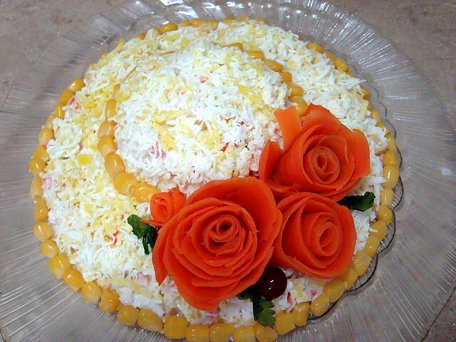Рецепты вкусных салатов с полными описаниями и фото