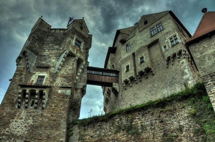 Чехия: Замок Пернштейн 27121