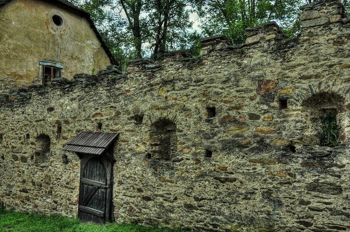 Чехия: Замок Пернштейн 91811