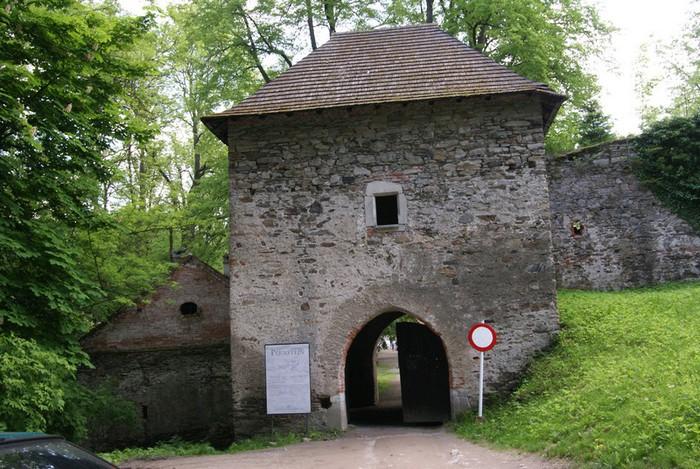 Чехия: Замок Пернштейн 37708