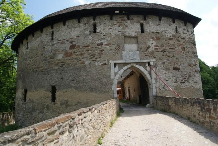 Чехия: Замок Пернштейн 44757