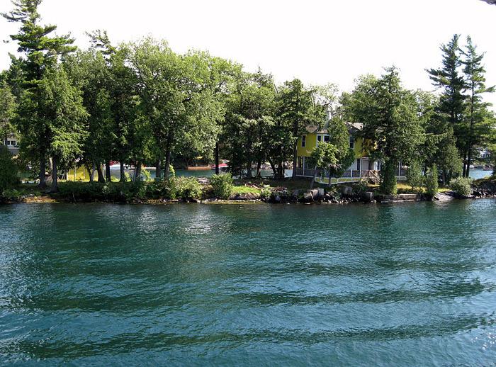 Парк Тысяча островов. (Thousand Islands) 75586