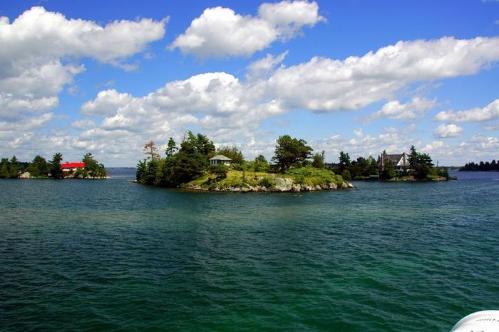 Парк Тысяча островов. (Thousand Islands) 40381