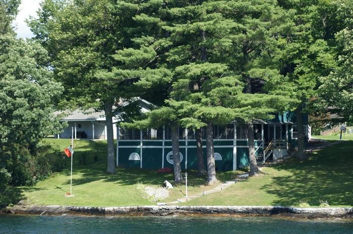 Парк Тысяча островов. (Thousand Islands) 82728