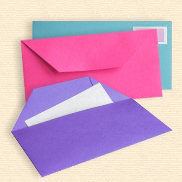 Этот конверт-оригами придуман