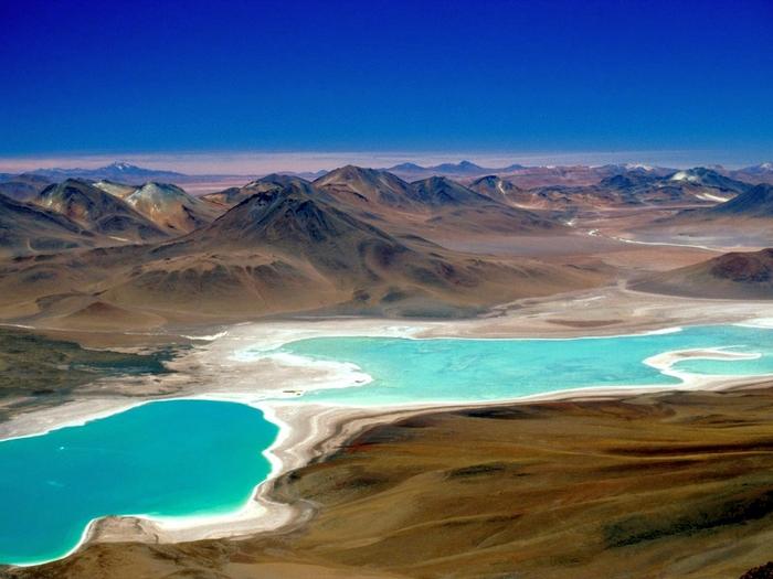 Laguna Verde Plateau, Bolivia (700x525, 273Kb)